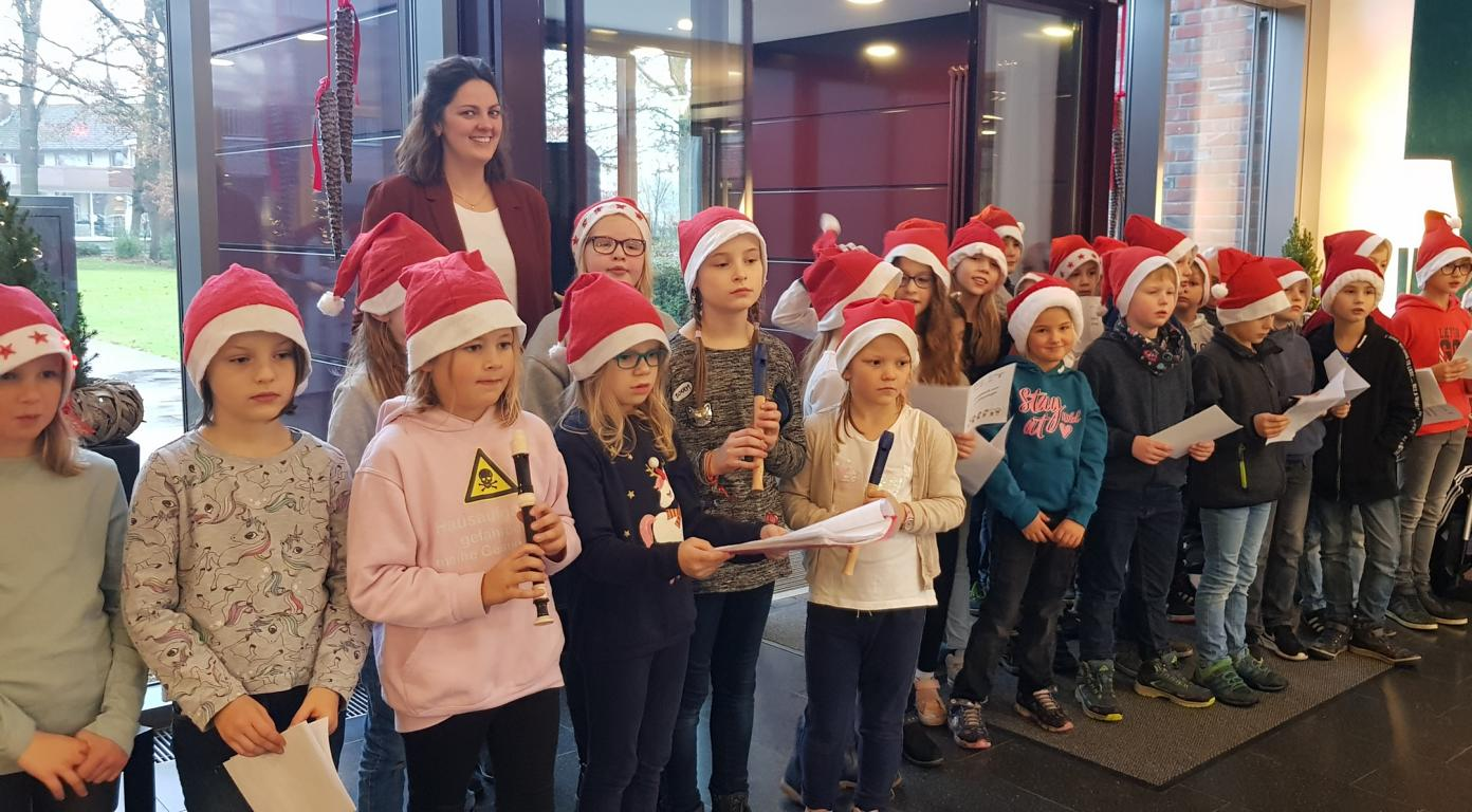 09.12.2019: Adventssingen im Anna-Stift Hopsten